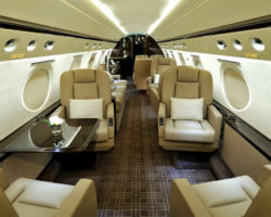 Interior of 2001 GULFSTREAM G-IV SP - N394AK