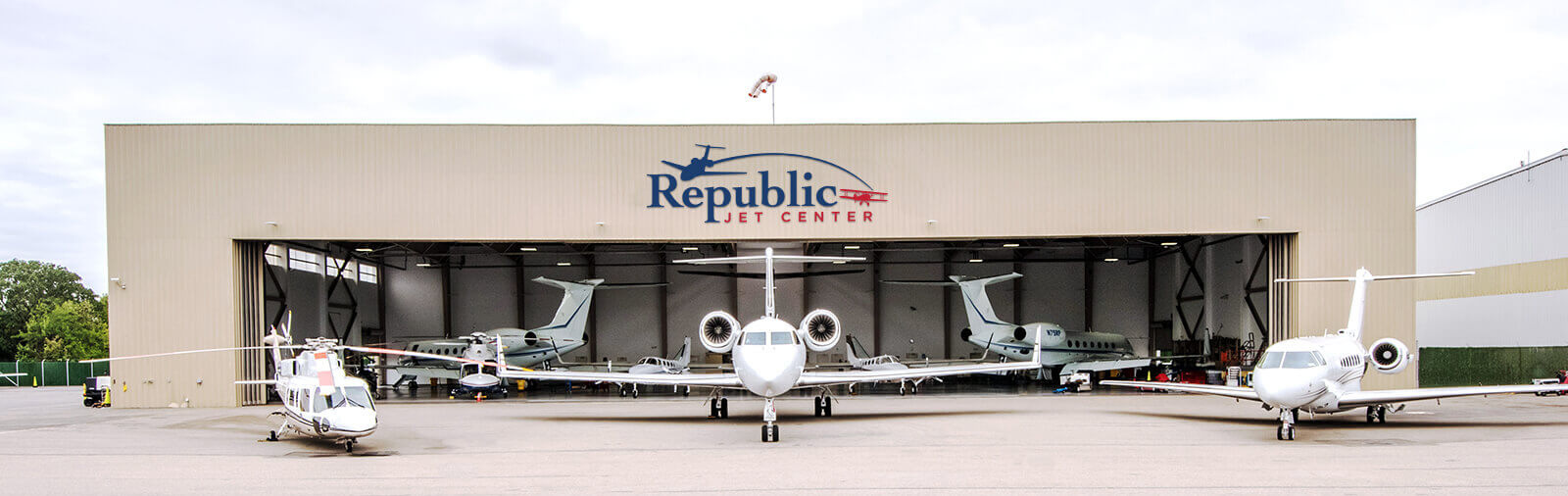 Republic Jet Center Hangar