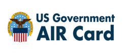 US Government Air Card